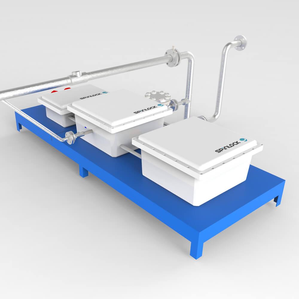 Slk gow medidor de corte de agua multif sico spinlock - Medidor de agua ...
